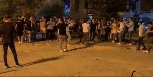 """İstanbul'da """"pes"""" dedirten görüntüler kamerada"""
