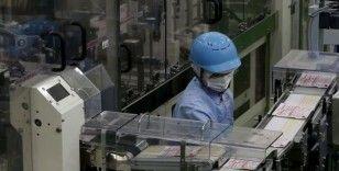 Japonya'nın sanayi üretimi kısıtlamaların sona ermesine rağmen düşüşünü sürdürdü