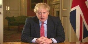 İngiltere Başbakanı Johnson, salgın sonrası ekonomik iyileşme için 5 milyar sterlinlik altyapı paketi açıkladı