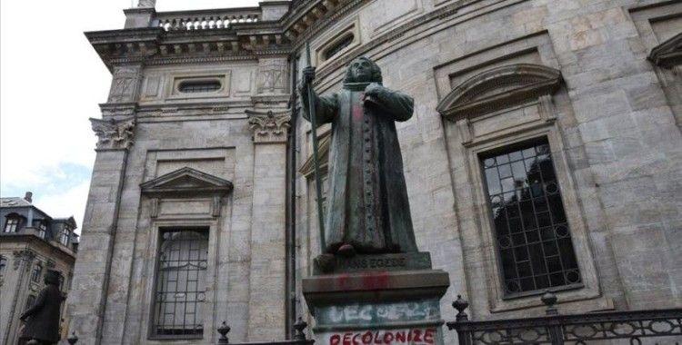 Grönland'da misyonerlik yapan Hans Egede'nin heykeline 'sömürgeci' tepkisi