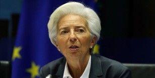 ECB Başkanı Lagarde: Küresel ekonomide toparlanma inişli çıkışlı olabilir