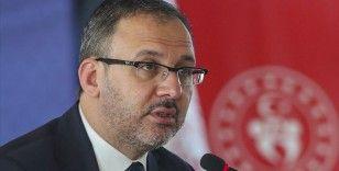 Bakan Kasapoğlu: STK'ların projelerine 35 milyon lira destek çağrısına başvurular başladı