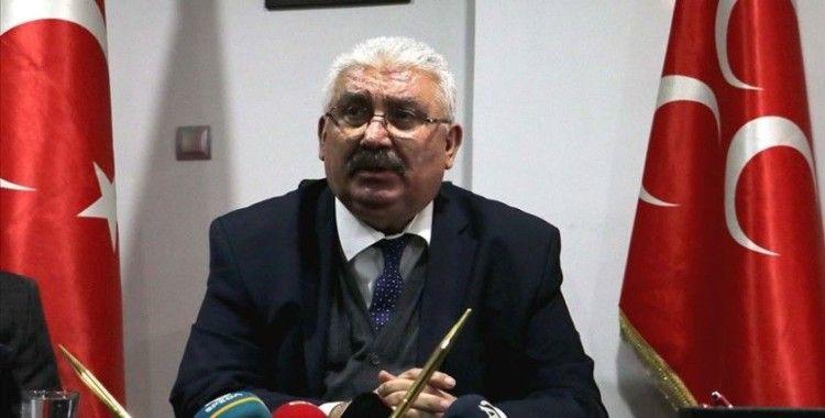 MHP'li Semih Yalçın: Cumhur İttifakı 2023 limanına salim bir rotada ilerliyor