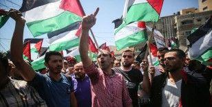 İsrailli Bakan 'ilhak' planının uygulanmasının ileri bir tarihe ertelendiğini açıkladı