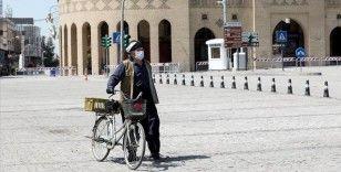 Irak'ta Kovid-19 nedeniyle bir günde 107 kişi yaşamını yitirdi