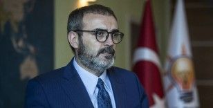 AK Parti'li Ünal'dan sosyal ağlara temsilcilik açma çağrısı