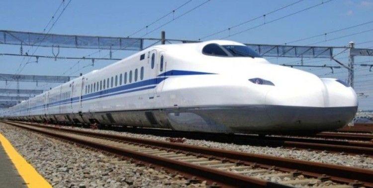 Japonların yeni nesil hızlı treni raylarda