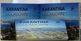AA'nın salgının 'sessizliğini' yansıttığı 'Karantina' albümü raflardaki yerini aldı
