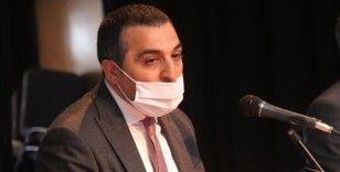 Kars Valisi Öksüz, kentte 2 pozitif Kovid-19 vakası olduğunu açıkladı