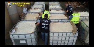 İtalya: Dünyanın en büyük uyuşturucu madde operasyonunda 14 ton 'IŞİD hapı' ele geçirildi