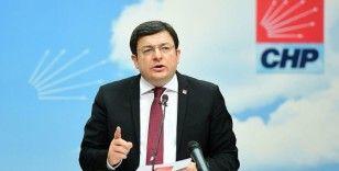 CHP Genel Başkan Yardımcısı Erkek: Barolar susarsa, avukatlar susarsa vatandaşlar nefes alamaz