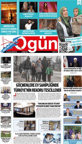 OGÜN Gazetesi Sayı:243