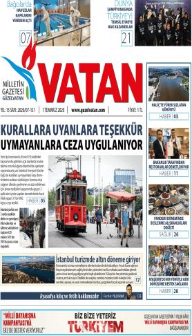 Güzel Vatan Gazetesi Sayı:130