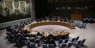 BMGK 90 gün küresel insani ateşkes talep eden kararı kabul etti