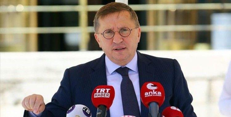 İYİ Parti'li Türkkan: Teklifin Meclisten geçmemesi için çalışmaya devam edeceğiz