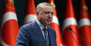 Cumhurbaşkanı Erdoğan'dan 'Tarih yazmaya devam edeceğiz' paylaşımı