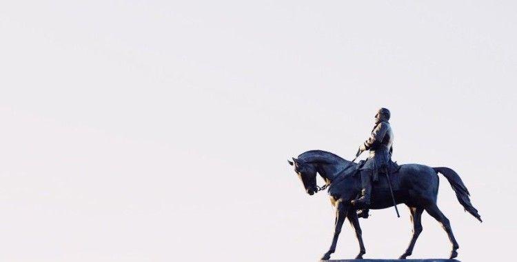 ABD'nin iç savaş döneminin başkentinde konfederasyon heykelleri kaldırılıyor