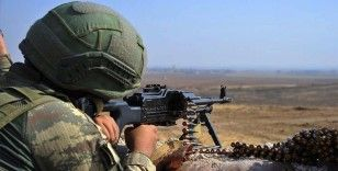 Barış Pınarı bölgesinde 2 PKK/YPG'li terörist etkisiz hale getirildi