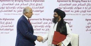 ABD'den Afganistan barış sürecindeki çabaları için Pakistan'a teşekkür