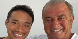 Fatih Terim'den Nagatomo'ya: 'Yolun açık olsun evlat'