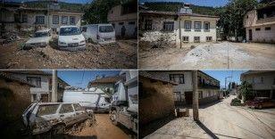 Bursa'daki selin izleri siliniyor