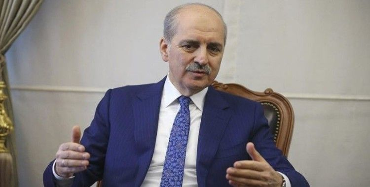 AK Parti Genel Başkanvekili Kurtulmuş: Usulünü yerine getirerek sözleşmeden çıkılır