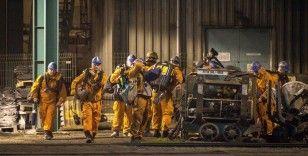 Polonya'da madende patlama: 3 yaralı
