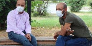 Bingöl'de maske zorunluluğu süreci başladı