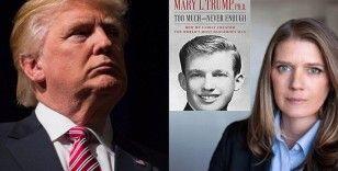 Donald Trump için 'dünyanın en tehlikeli insanı' diyen yeğeninin kitabına izin çıktı