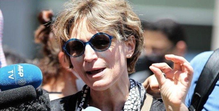 BM Kaşıkçı Raportörü Callamard: 'Türkiye üzerine düşeni yapıyor'