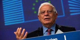 Fransa ile yaşanan gerilimin ardından AB Dışişleri Yüksek temsilcisi Borrell Türkiye'ye gidiyor