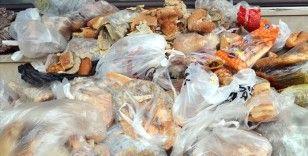TESK Başkanı Palandöken: Günde 7 milyon ekmek israf ediliyor
