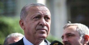 Cumhurbaşkanı Erdoğan: 189 personel içerisinde yaralı sayısı 74 ve vefat sayısı da 2