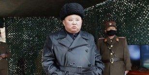 Kuzey Kore Lideri Kim: 'Salgında parlak başarı elde ettik'