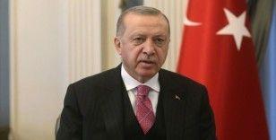 Cumhurbaşkanı Erdoğan'dan Levent Barbaros Hayrettin Paşa Camisi paylaşımı