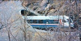 TCDD'den riskli bölgelere yeni tünel