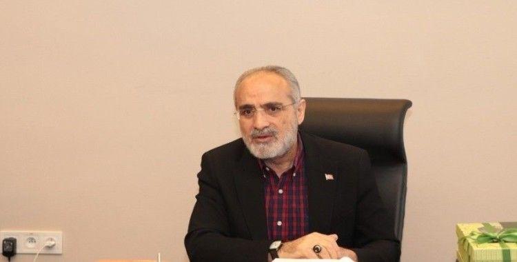 Yalçın Topçu: 'Moldova ile ilişkilerimiz stratejik ortaklık seviyesinde'