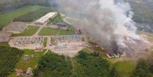 Aynı fabrikada 11 yılda 4. patlama