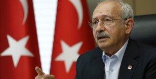 CHP Genel Başkanı Kılıçdaroğlu: Dualarımız, can kaybının artmaması için
