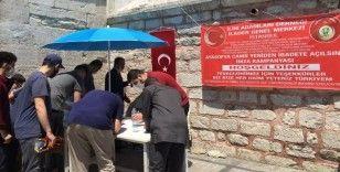 İLADER'den Ayasofya'nın ibadete açılması için imza kampanyası