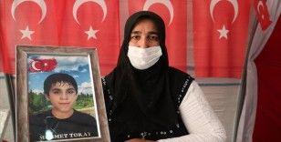 Diyarbakır annelerinden Tokay: Evlatlarımızı getirsinler