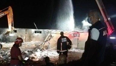Patlama sonrası hastaneye kaldırılan 114 kişiden 92'si taburcu oldu