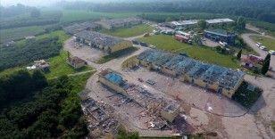 Havai fişek fabrikasındaki patlamaya ilişkin 3 kişi gözaltına alındı