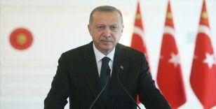 Cumhurbaşkanı Erdoğan: Ekonomi programımızı aynı kararlılıkla uygulamayı sürdürüyoruz