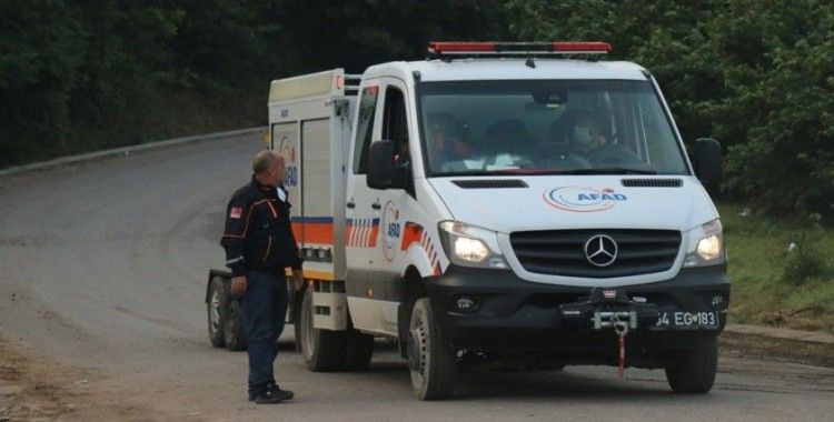 Sabahın ilk ışıklarında kayıp olan 3 kişinin arama çalışmaları hızlandırıldı