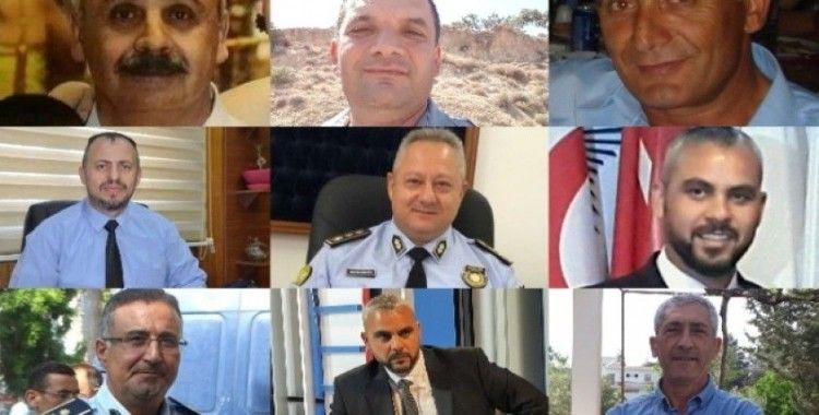 Polis teşkilatına yeni müdürler atandı