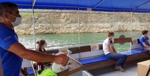 Dünyanın 8. harikası Arapapıştı Kanyonu turizmin yeni gözdesi oldu