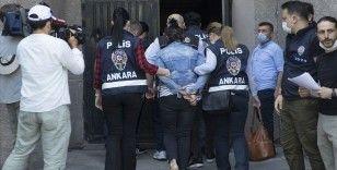 Bataklık Operasyonu'nda yakalanan 54 şüpheli tutuklama istemiyle sulh ceza hakimliğine sevk edildi