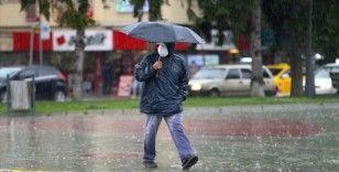 Meteorolojiden sağanak uyarısı