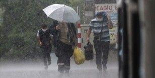 Türkiye'de haziran ayında yağışlar yüzde 28 arttı